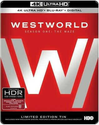 Westworld: The Complete First Season (REGION A Blu-ray New) 883929601912