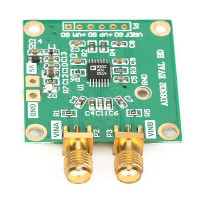 AD8302 LF-2.7G RF/IF Amplitude Phase Detection Impedance Analysis Module