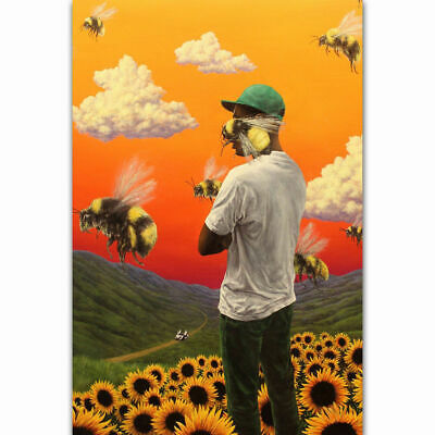 S-65 Tyler The Creator Hot Poster 16x16 24x24 27x27IN