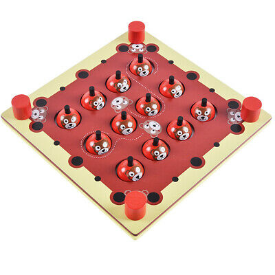 Bear Memory Chess Wooden Matching Game Interactive Children's Puzzle Toys