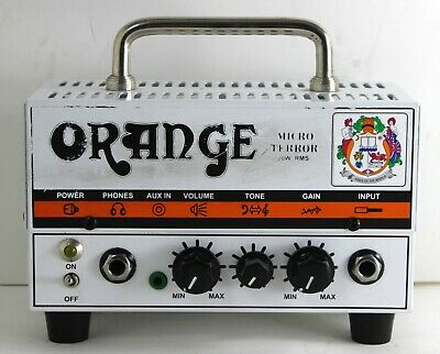 ORANGE MICRO TERROR 20w Valve/hybrid Guitar Amplifier Awesome Tone