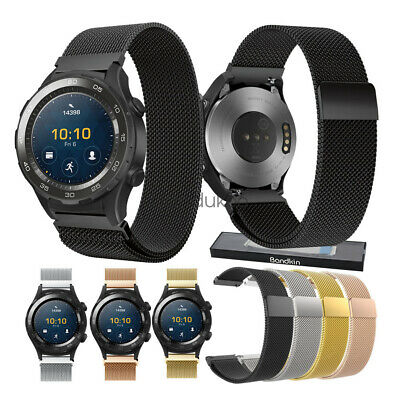 Milanese Watch Strap Band for Huawei Watch 2 Sport / Classic / 1st / GT / 2 Pro