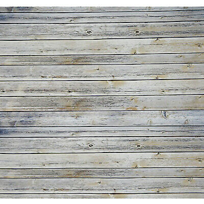 Neewer 5x7ft Photography Backdrop Polyester Wooden Background for Studio Video