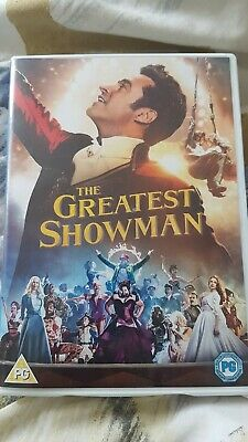 The Greatest Showman DVD (2017) preowned