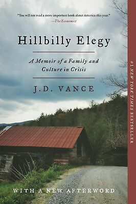Hillbilly Elegy: A Memoir of a Family and Culture in Crisis  eb00k