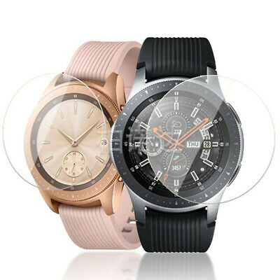 For Samsung Galaxy Watch Tempered Glass Smart Bracelet Protect Film 42Mm/46Mm