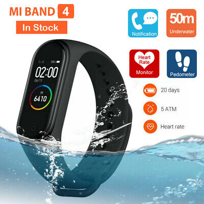 Xiaomi Mi Band 4 Smart Wristband Bracelet Watch OLED Touch Screen Waterproof