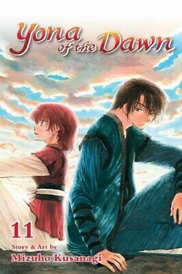 Yona of the Dawn, Vol. 11 by Kusanagi  New 9781421587929 Fast Free Shipping..