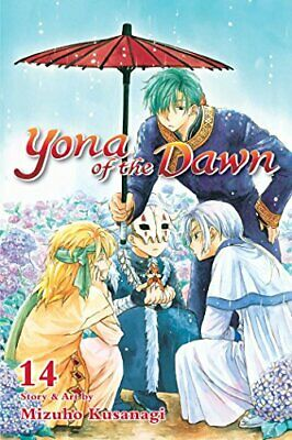 Yona of the Dawn, Vol. 14 by Kusanagi  New 9781421587967 Fast Free Shipping..