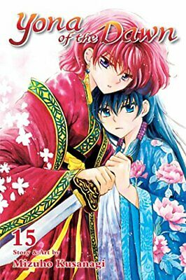Yona of the Dawn, Vol. 15 by Kusanagi  New 9781421587974 Fast Free Shipping..