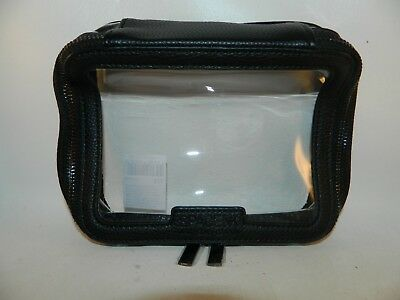 Space NK Clear Toiletry Bag | TSA Carry-On Approved Cosmetic Makeup Pouch