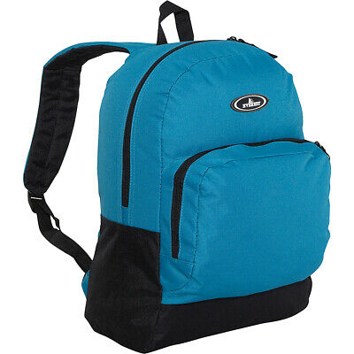 Everest Classic Backpack with Organizer 6 Colors Everyday Backpack NEW