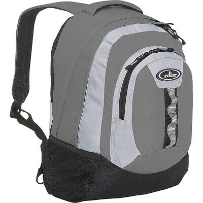 Everest Deluxe Backpack with Multiple Compartments Everyday Backpack NEW