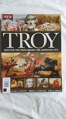 All About History - Book of Troy Magazine - New First Edition