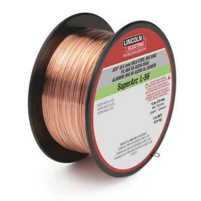 LINCOLN ELECTRIC ED030583 MIG Welding Wire,L-56,.025,Spool