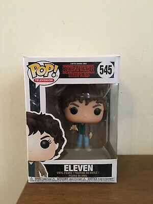 Stranger Things Season 2 Eleven Funko Pop Vinyl Figure #545 New