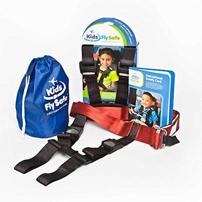Child Airplane Travel Harness - Cares Safety Restraint System The Only FAA Baby