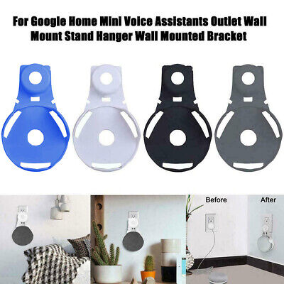 Wall Mount Stand Holder for Google Home Mini Voice Assistant Smart Speaker