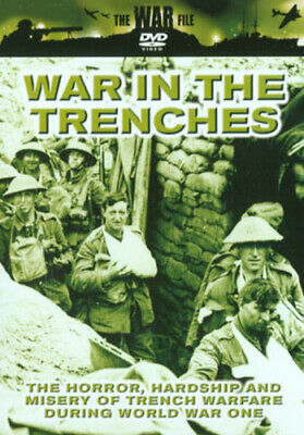 The War File: War in the Trenches DVD (2005) Terry Molloy cert E Amazing Value