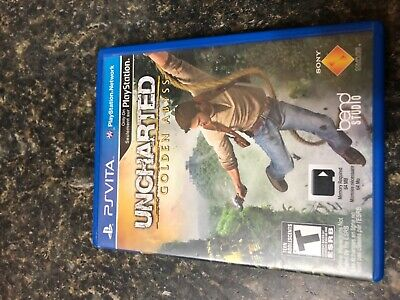 Uncharted Golden Abyss Sony PlayStation Vita