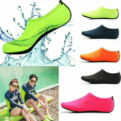 Skin Water Shoes Beach Socks Men Women Aqua Yoga Exercise Pool Swim Slip Surf