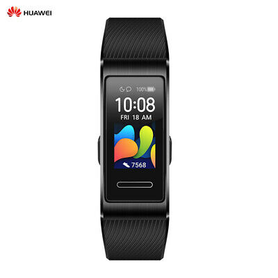 HUAWEI Band 3 Pro BT4.2 GPS Smart Armband Sports Pulsmesser für Android iOS O3Q7