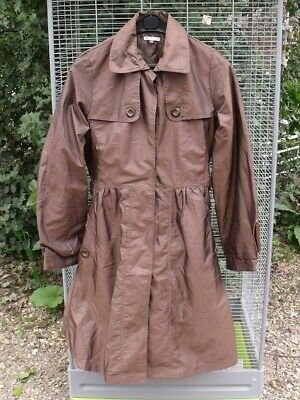 52df5e62814b8f NEUF ** Magnifique Manteau Trench Imper Patrice Breal T 40/42 ...