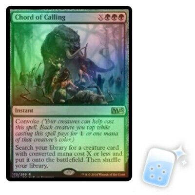 Chord of Calling  Magic 2015 LP MTG