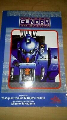 Mobile Suit Gundam Blue Destiny *RARE MANGA*
