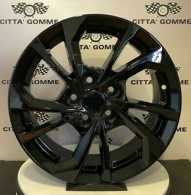 Set 4 Cerchi in lega GMP Citroen C-Crosser C4 Aircross da 17 Nuovi OFFERTA TOP