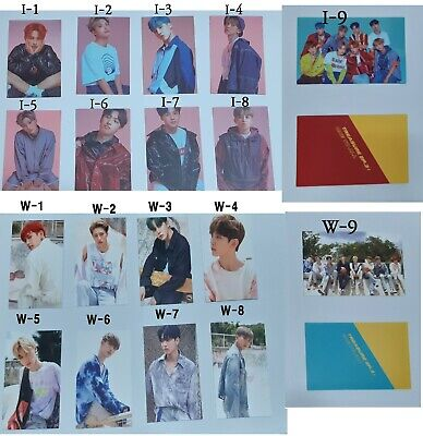 ATEEZ TREASURE EP 3 :One To All 3rd Mini Album Photocard Photo Card+Tracking