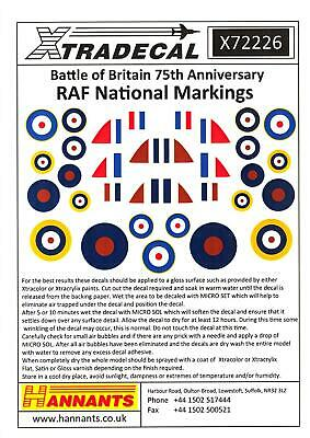 XTRA DECALS 1/72 YANKS WITH ROUNDELS U S  Aircraft Fleet Air