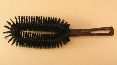 "Stanley Clothes Brush with Imitation Tortoise Shell Handle 10-1/4"" x 3"" x 1-1/2"""