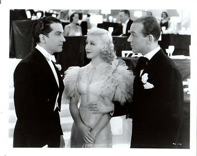 Ginger Rogers Fred Astaire 8x10 photo P7746