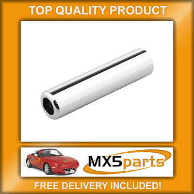 MX5 Polished Chrome Handbrake Lever Sleeve Mazda MX-5 Mk1 Mk2 2.5 NA NB 1989>05
