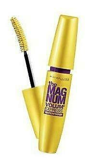 Maybelline Mascara - Volume Express The Magnum Black 9,2 ml.