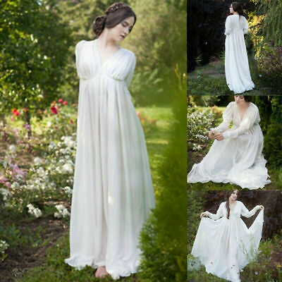Medieval Vintage Gauze Dress For Women Victorian Vintage Dress Party Palace