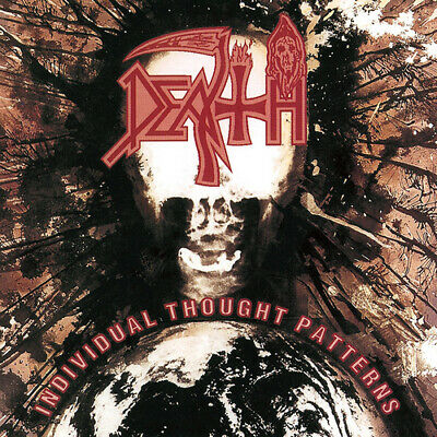 Death : Individual Thought Patterns CD (2008)