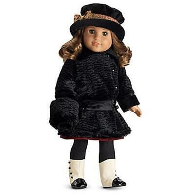 American Girl Rebecca's Winter Coat  New in AG box, Retired ~ Free Shipping USA