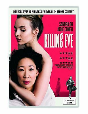 Killing Eve - Season 1 [DVD] [2018], New, DVD, FREE & Fast Delivery