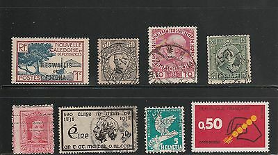 Kappysstamps 4543 Worldwide Collection Mostly Mnh Few Used See 8 Scans