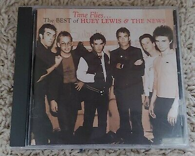 Time Flies: The Best of Huey Lewis & the News GREATEST HITS (CD, Oct-