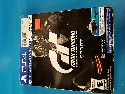 Gran Turismo The Real Driving Simulator Sport for PS4