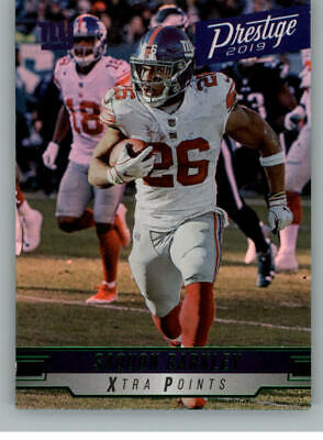 2019 Panini Prestige Xtra Points Green Football NFL Cards Pick From List 1-150