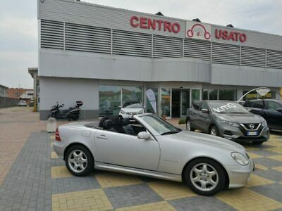 MERCEDES-BENZ SLK 230 cat Kompressor Evo