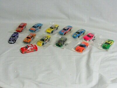 Nascar --Days Of Thunder--Hot Wheels-- 13 Cars For One Price--13--