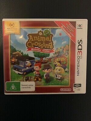 Animal Crossing New Leaf Welcome amiibo 3DS  | Nintendo 3DS