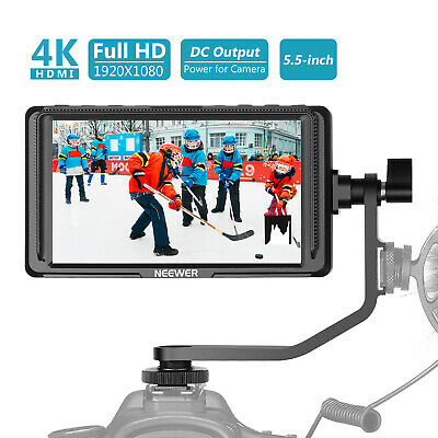 FW568 5.5-Inch Camera Field Monitor (Battery Not Included)