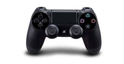 Sony DualSchock 4 Wireless Controller for PlayStation 4 - Jet Black (10037)