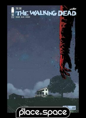 THE WALKING DEAD #193 (WK27) - 1st PRINTING (FINAL ISSUE)